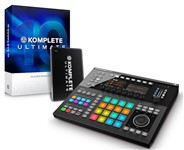 Native Instruments Maschine Studio Black With Native Instruments Komplete 10 Ultimate