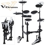 Roland TD-4KP Portable V-Drums Kit Bundle