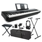 Yamaha P-45 Bundle with Included Accessories