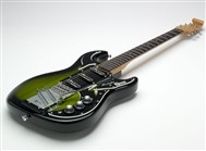 Burns 1964 Hank Marvin Signature, Green Burst