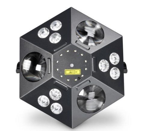 Cameo UVO 5-In-1 LED Light