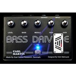 Carl Martin Bass Drive Bass Overdrive and Preamp