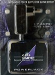 Carl Martin Powerjack Multi Pedal Power Supply