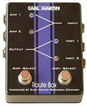 Carl Martin Route Box Pedal