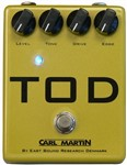 Carl Martin TOD Overdrive Pedal