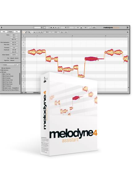 Melodyne 4 Assistant Image