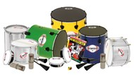 KS3 Samba Percussion Pack