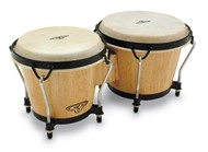 LP CP Traditional Bongos (Natural Wood)