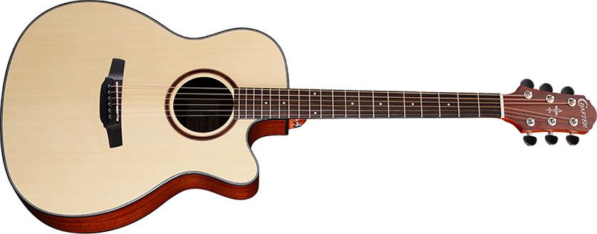 Crafter HTE-250 Front