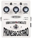 Crowther Audio Prunes & Custard Harmonic Overdrive Pedal