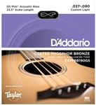 D'Addario GS Mini Strings Front