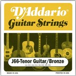 DAddario EJ66 Tenor Guitar Strings (10-32)
