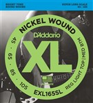 D'Addario EXL165SL Super Long Scale (45-105)
