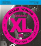 D'Addario EXL170M Medium Scale (45-100)