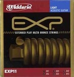 D'Addario EXP11 Bronze Light (12-53)