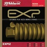 D'Addario EXP12 Bronze Medium (13-56)