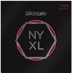 D'Addario NYXL1052 Super Strong Electric Guitar Strings Light Heavy (.010-.052)