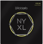 D'Addario NYXL0946 Super Strong Electric Guitar Strings Regular Light (.009-.046)