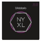 D'Addario NYXL09544 Super Strong Electric Guitar Strings Super Light Plus (.0095-44)