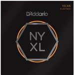 D'Addario NYXL1046 Electric, Regular, 10-46