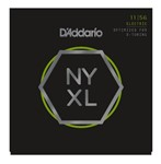 D'Addario NYXL1156 Super Strong Electric Guitar Strings Medium Top/Extra Heavy Bottom (.011-.056)