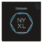 D'Addario NYXL1252W Super Strong Electric Guitar Strings Light Wound 3rd (0.12-0.52)