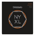 D'Addario NYXL1356W Super Strong Electric Guitar Strings Medium Wound 3rd (.013-.056)