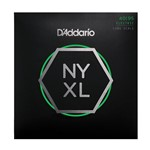 D'Addario NYXL4095 Super Strong Bass Guitar Strings (40-95)
