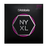 D'Addario NYXL45100 Super Strong Bass Guitar Strings (45-100)
