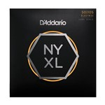 D'Addario NYXL50105 Super Strong Bass Guitar Strings (50-105)
