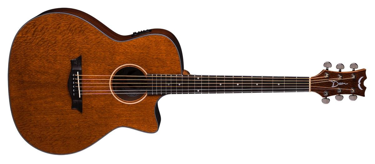 Dean AXS Exotic Lacewood Main