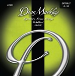 Dean Markley Signature Series Electric Guitar Strings (2501 Extra Light, 8-38)