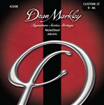 Dean Markley Signature Series Electric Guitar Strings (2508 Custom Light, 9-46)