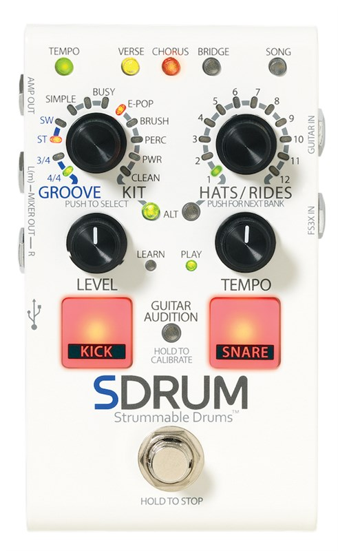 DigiTech SDRUM Main