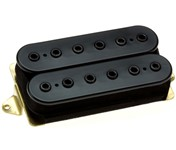 DiMarzio DP151F PAF Pro Humbucker Pickup, F-Spaced, Black