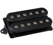 DiMarzio DP166 The Breed Bridge F-Spaced, Black