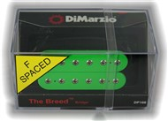 DiMarzio DP166 The Breed Bridge F-Spaced Green