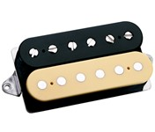 DiMarzio DP223F PAF 36th Anniversary Humbucker Pickup, F-Spaced, Bridge, Black/Cream