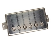 DiMarzio DP223 PAF 36th Anniversary Humbucker Pickup, Bridge, Worn Nickel