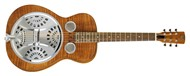 Dobro Hound Dog Deluxe Resonator (Round Neck)