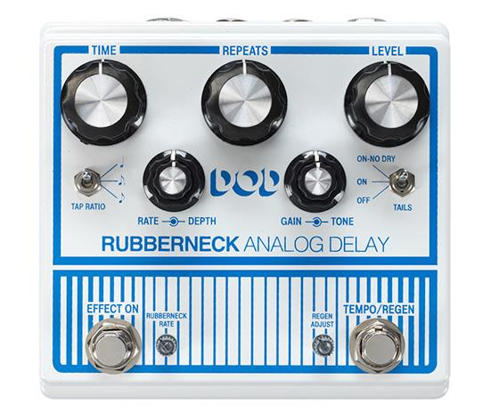 Dod Rubberneck Analogue Delay