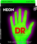 DR Strings NGE-10 Neon Series Electric Green (10-46)