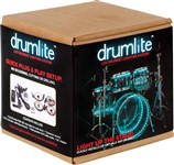 DrumLite Dual LED Lighting Kit for Acoustic Drum Sets - DL-K2S