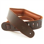 DSL GEG25 Garment Leather Strap, Brown