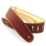 DSL GEG25 Garment Leather Strap, Tan/Beige
