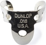 Dunlop 33P Nickel Silver Finger/Thumb Pick Set