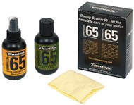 Dunlop 6501 Formula 65 Guitar Cloth, Polish and Wax Kit