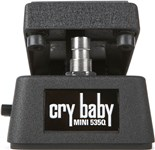 Dunlop CBM535Q Cry Baby Mini Wah Top End