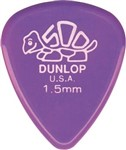 Dunlop Delrin 500 Standard Guitar Picks 12 Pack (1.50mm)