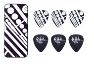 Dunlop EVHPT05 EVH Max-Grip Pick Tin (Circle)